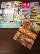 GOING COCONUTS.SIGNED Brynley King. PALEO. Superfoods.Roosevelt.
