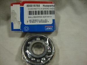 Genuine Husqvarna 800019768 Ball Bearing Main Shaft SM TE 610