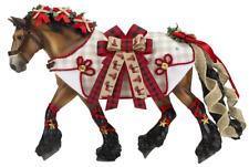 Breyer W700123 Yuletide Greetings Holiday Traditional Series Model Horse 2020