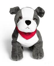 New Mini Genuine Bulldog Plush Toy Movable Legs Machine Washable 80452465960