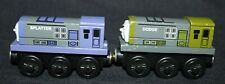 Thomas the Train Wooden Railway System Splatter & Dodge Wood Train Cars