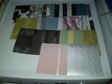 50X WALLPAPERS FOR MAKING CARDS ETC 15X10 CM (WPS14) New