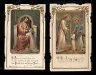 lotto santini-holy cards lot-lot images pieuses-konvolut heiligenbildichen n.154
