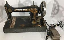 1890 Singer Hand Crank Sewing Machine