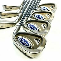 PING i5 Black-Dot Single irons (5-P+S) Reg Flex - Very Good Cond, Free Post 5729