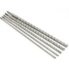 Clarke CHT705 5 Piece 600mm SDS Drill Bit Set 1801705