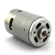 550 DC 6-24V 11000RPM High Speed Motor 3.175mm-Shaft,DIY Electric Drill Motor
