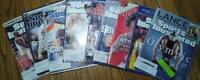 SPORTS ILLUSTRATED ~ LOT of 6 assorted magazines 2000 Jan-Feb-Mar