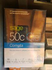 Logiciel CIEL50 CLOUD 50c compta NEUF