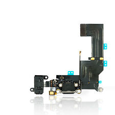 TechnikShop Dock Connector für iPhone 5S Lightning USB Ladebuchse