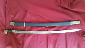 Russian sword Shashka Commemorative WW1