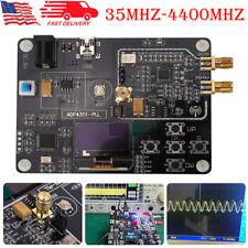 Rf Signal Generator 35mhz 4400mhz Adf4351 Module Sweep Frequency Generator