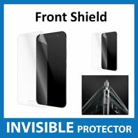 HTC U11 Screen Protector Front Coverage Invisible Skin Shield