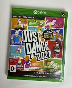 Just Dance 2021 Xbox One | Xbox Series X NEW & SEALED  [ENGLISH, RUSSIAN]