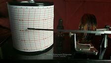 100% Bleedproof Taylor MONTHLY Barometer Barograph Charts EasyRead BAS06