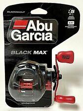 New listing Abu Garcia Black Max 3 Low Profile Right Hand Baitcast Fishing Reel - BMAX3