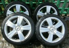"Citroen and Peugeot Tsw 16"" Wheels And Good Tyres Set of X4 1195-45-16 Inch"