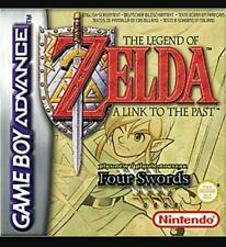Zelda: A Link to the Past  / Four Swords - Gameboy Advance - GBA Modul Retro GBA
