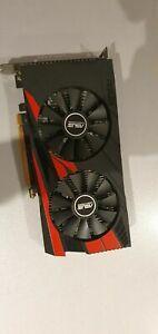 ASUS EX-GTX1050-O2G 2GB GDDR5 128bit (Crypto/gaming/CAD) Silent Low Profile GPU