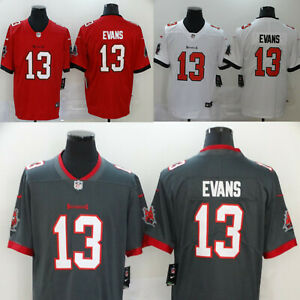 Men's Tampa Bay Buccaneers Mike Evans #13 Stitched Jersey free shipping