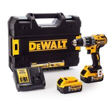 Dewalt DCD796P2 18v Li-Ion XR Brushless Compact Combi Drill - 2x 5.0Ah Batteries