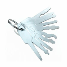 Auto Locks Emergency Car Opening Kit Access Door Easy Tool Keys 10Pcs Free Ship