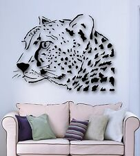 Wall Stickers Vinyl Decal Leopard Animal Predator Tribal (ig692)