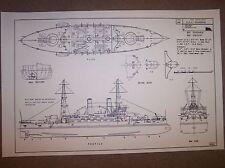 USS KEARSARGE ship plan