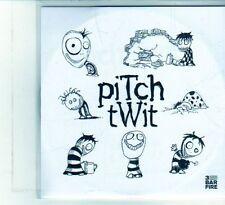 (DU824) Pitch Twit, Sidewards - 2009 DJ CD