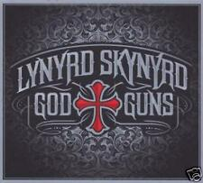 Lynyrd Skynyrd/God & Guns * NEW & SEALED 2cd digipack * NOUVEAU *
