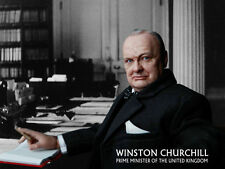 Dragon in Dreams ha fatto 1/6 WW II Britannico Winston Churchill Primo Ministro di GB