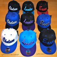 Chelsea celebrity fashion Snapback caps, baseball hats, hip hop bling flat peak