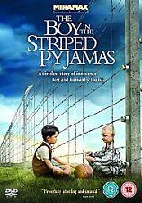 The Boy In The Striped Pyjamas dvd Holocaust theme Shoah story WW2