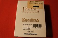 Games Workshop Lord of the Rings Final Fate of the Witch King Diorama LoTR OOP B