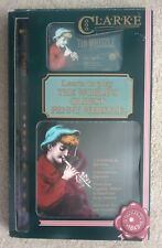 Clarke Learn to Play Tin Whistle Gift Set with Whistle, Handbook & Cassette Tape