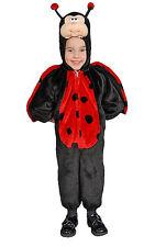 Cute Little Ladybug Costume Set (cape & jumpsuit also available) Fancy Dress Rol