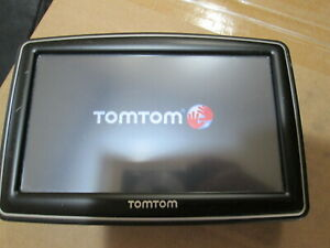 """TomTom XXL 4EP0.001.01 N14644 5"""" Widescreen Portable GPS Navigator(ONLY) Works"""