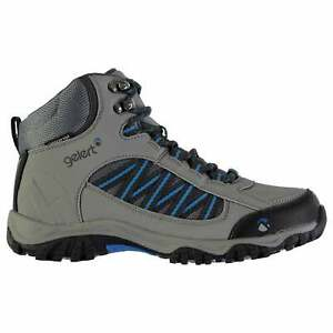 Gelert Womens Horizon Mid Waterproof Walking Boots Lace Up Breathable Padded