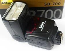 Nikon SB-700 Speedlite Flashgun for Nikon DSLR cameras Mint Minus & Boxed