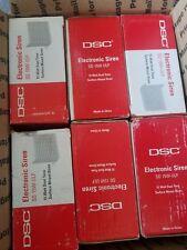 Lot of (6 ) DSC Electronic Siren SD 15W-ULF