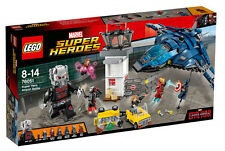 LEGO 76051 MARVEL SUPER HEROES: SUPER HERO AIRPORT BATTLE BRAND NEW AND SEALED