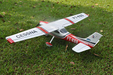 """67.3""""/1720mm CESSNA-182 60 Glow&electric RC airplane Model ARF red  IN US"""
