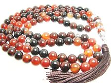 10mm x99 DREAM AGATE Akeek-e-Yamni PRAYER BEAD ISLAMIC TASBIH MASBAHA QURAN GIFT