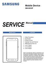 Samsung Galaxy S7 SM-G930F Service Manual Repair Guide