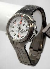 NEW Tx Technoluxury T3C051 Mens 770 Series Titanium Flyback Chrono Compass Watch