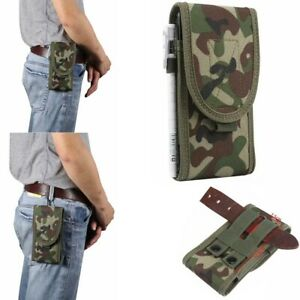 Tactical Molle Pouch Belt Waist Bag Military Tactical Case  Camo Bag For Iphone