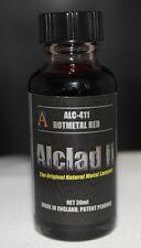 ALCLAD2, ALC411, HOT METAL RED