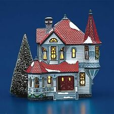 Dept 56 Snow Village® Queen Anne Victorian American Architecture SeriesBRAND NEW