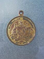 Coronation medal George V Mary Commonwealth of Australia 1911             29