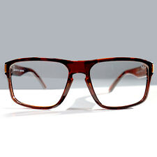 Adidas Glasses Eyewear Clear Sunglasses Brown Square Eyeglasses With Pouch Cases